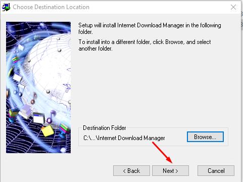 download google drive folder with idm