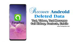 How To Recover Lost Text Messages Photos Videos On Android?