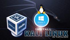 How to install Kali Linux on Virtualbox on Windows - 2019