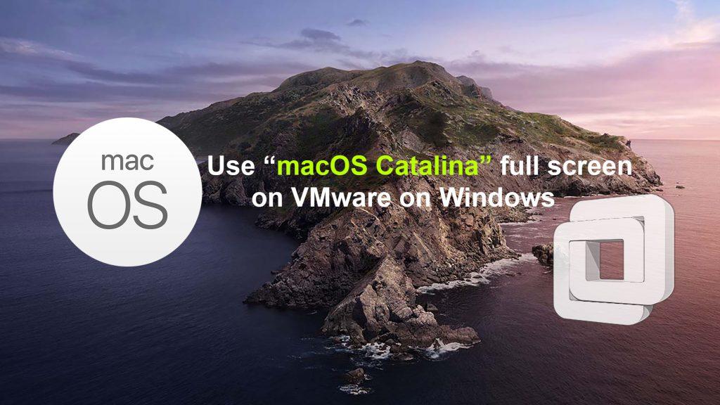 Os Catalina Virtualbox